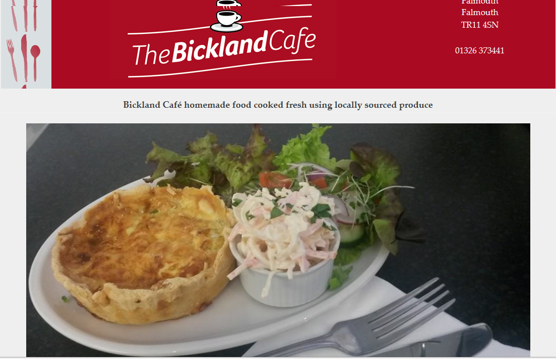 The Bickland Cafe