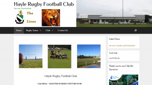 Hayle Rugby Football Club