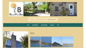 Borea Parc Bed and Breakfast