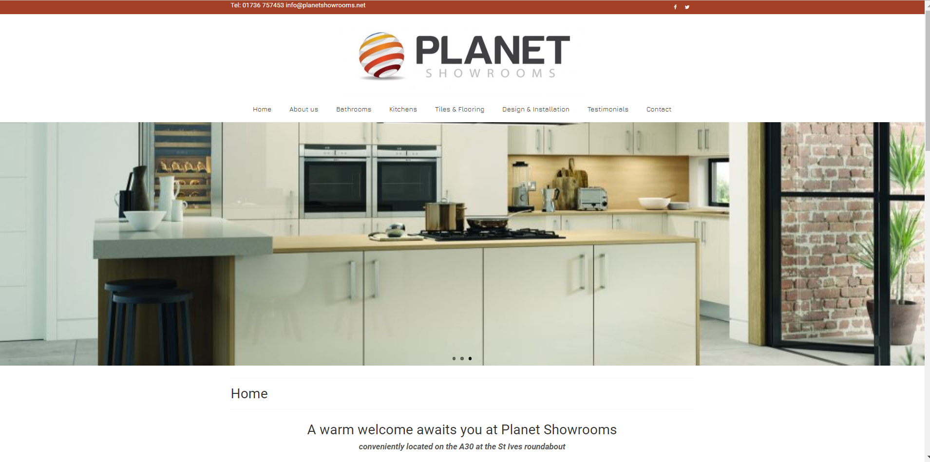 Planet Showrooms