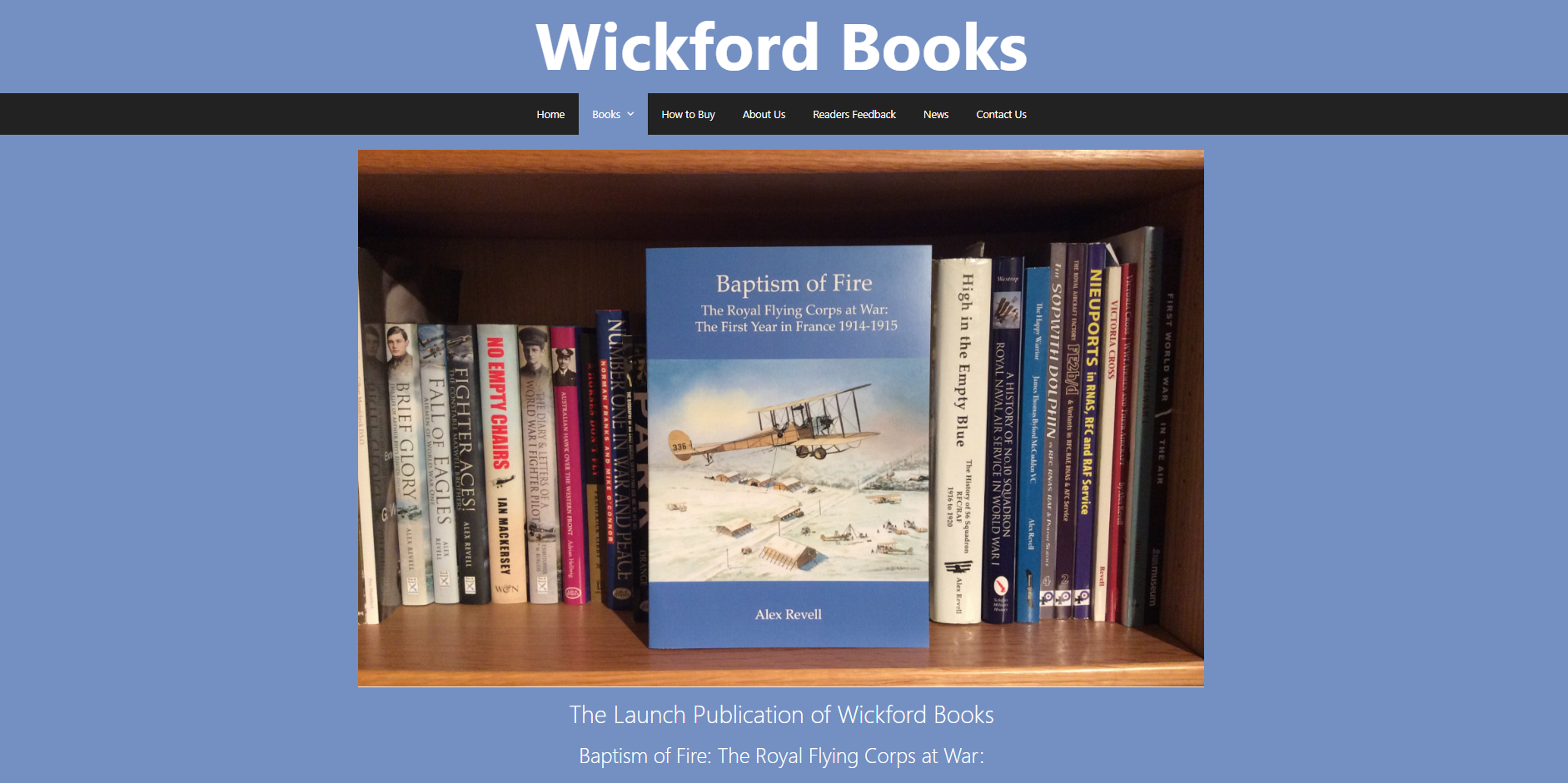Wickford Books